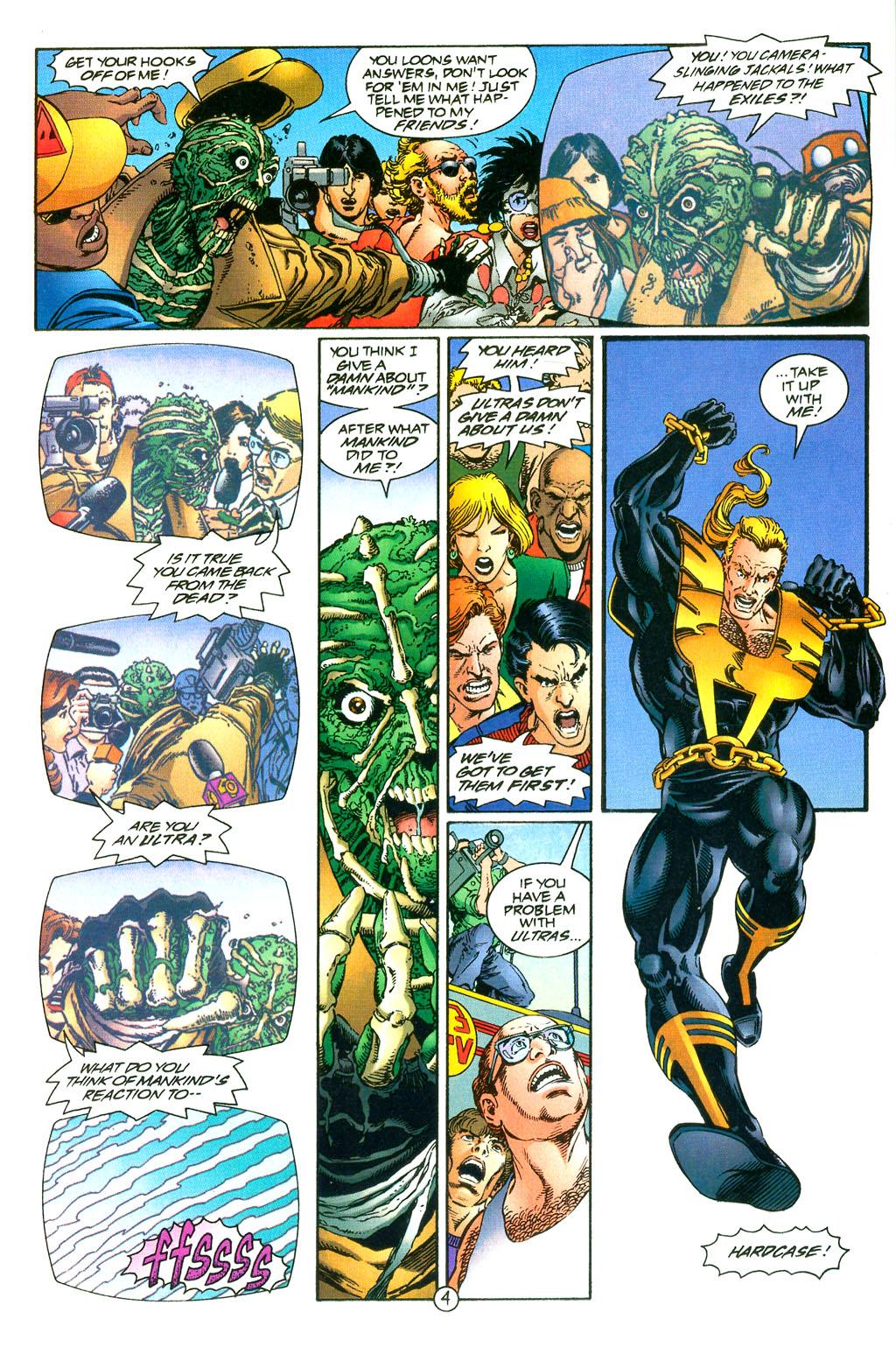 Read online UltraForce (1994) comic -  Issue #0 - 6