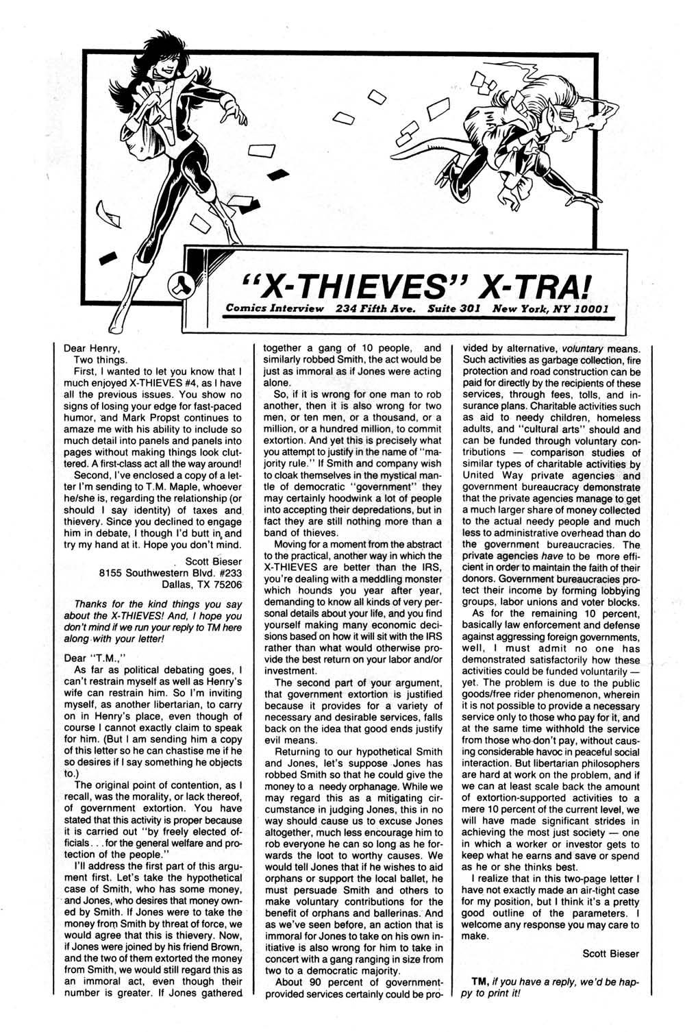 Aristocratic Xtraterrestrial Time-Traveling Thieves issue 7 - Page 26