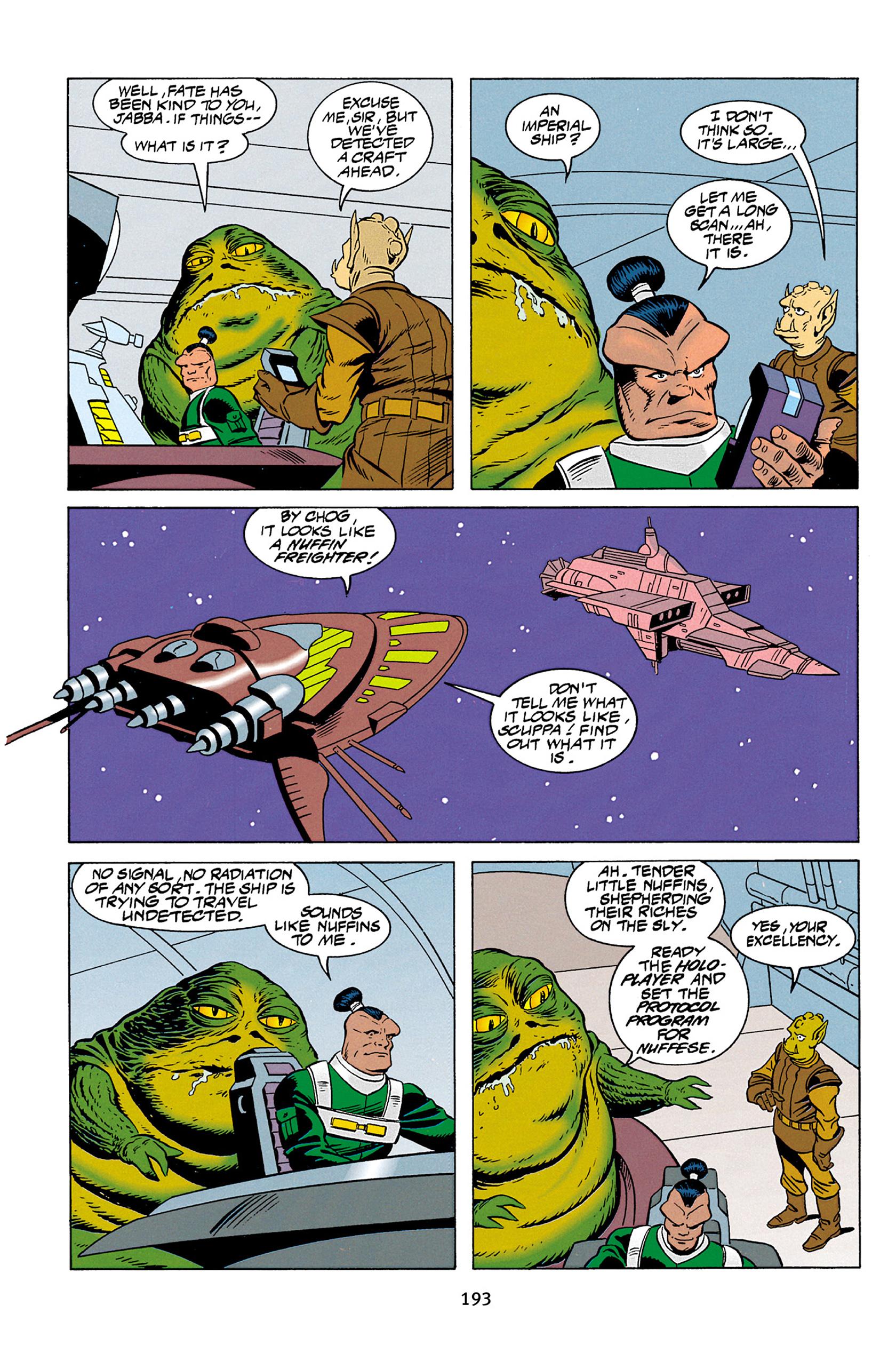 Read online Star Wars Omnibus comic -  Issue # Vol. 30 - 190