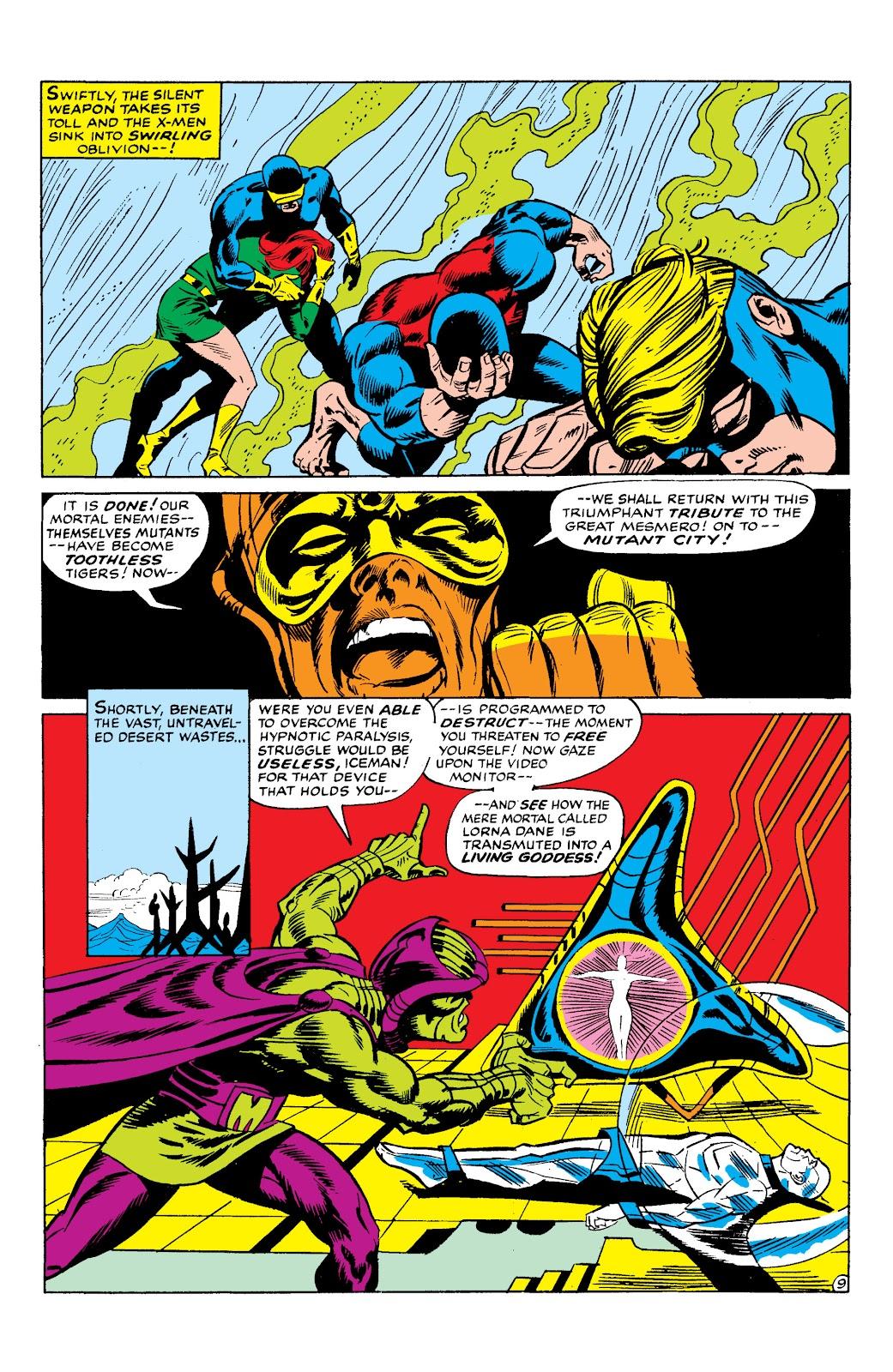 Uncanny X-Men (1963) issue 50 - Page 9