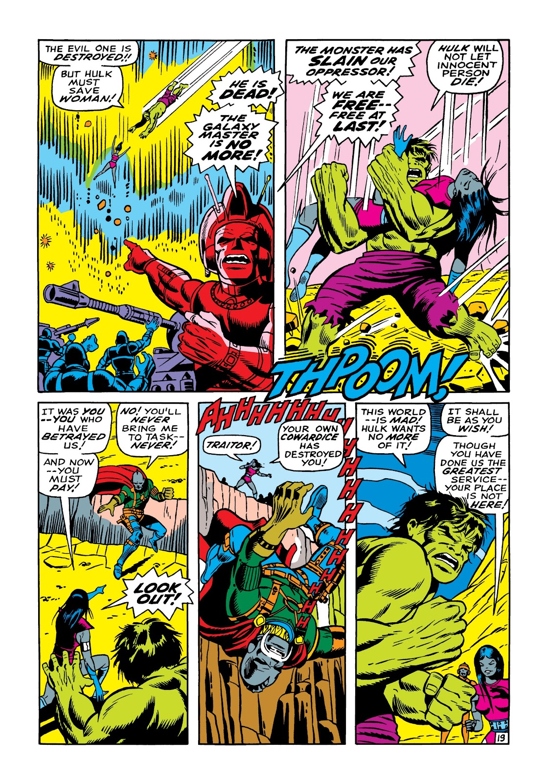 Read online Marvel Masterworks: The Incredible Hulk comic -  Issue # TPB 5 (Part 1) - 46
