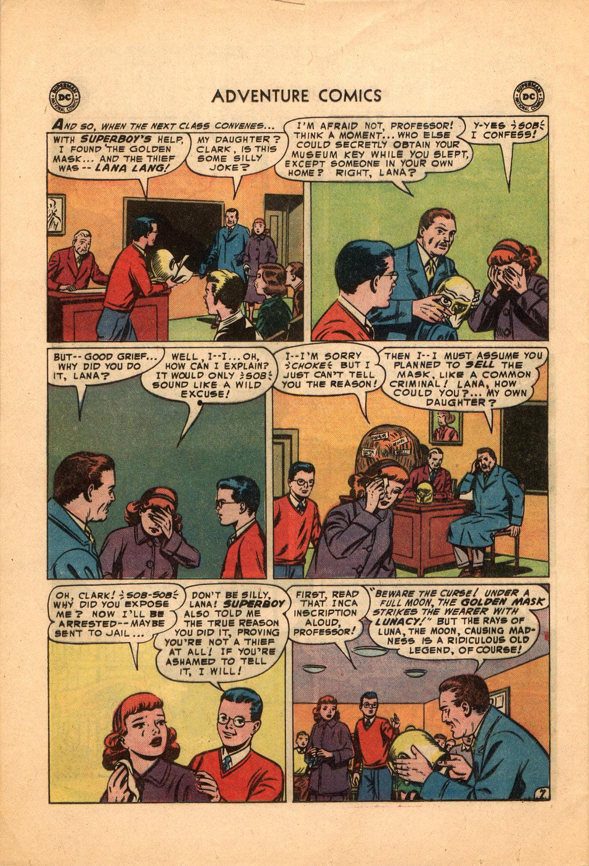Read online Adventure Comics (1938) comic -  Issue #332 - 32