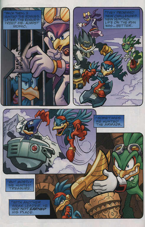 Read online Sonic Universe comic -  Issue #30 - 19