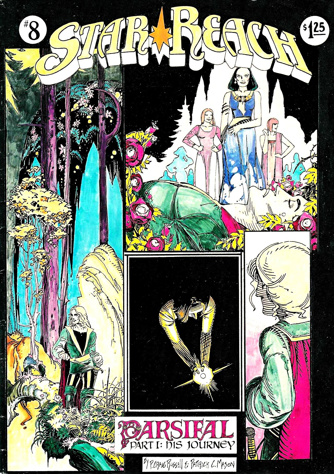 Read online Star*Reach comic -  Issue #8 - 1