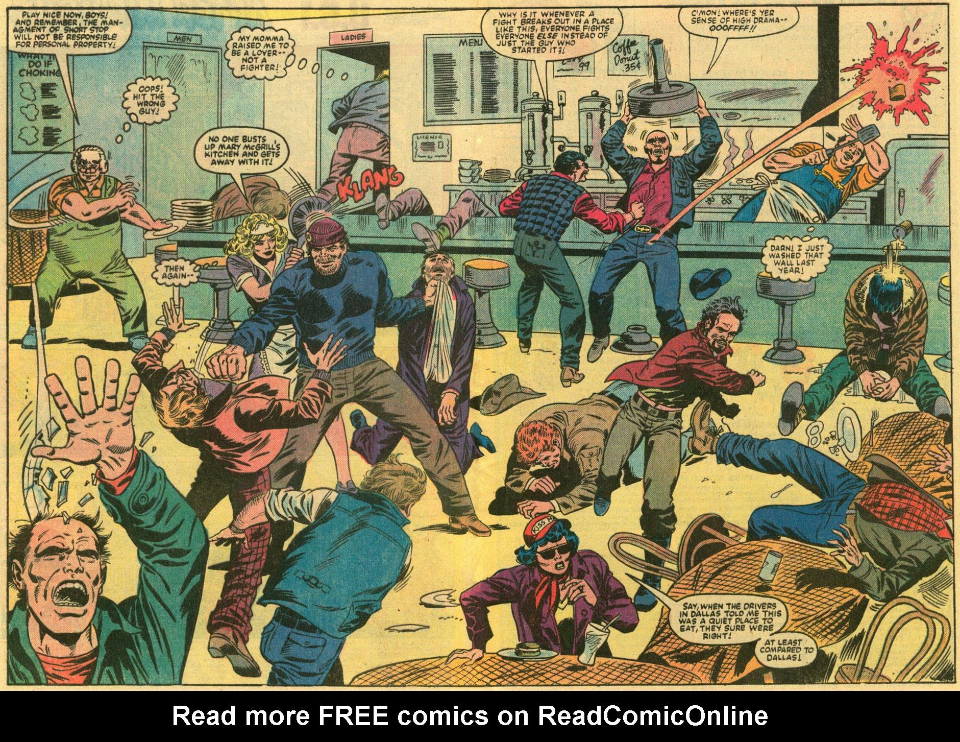 Read online U.S. 1 comic -  Issue #2 - 3