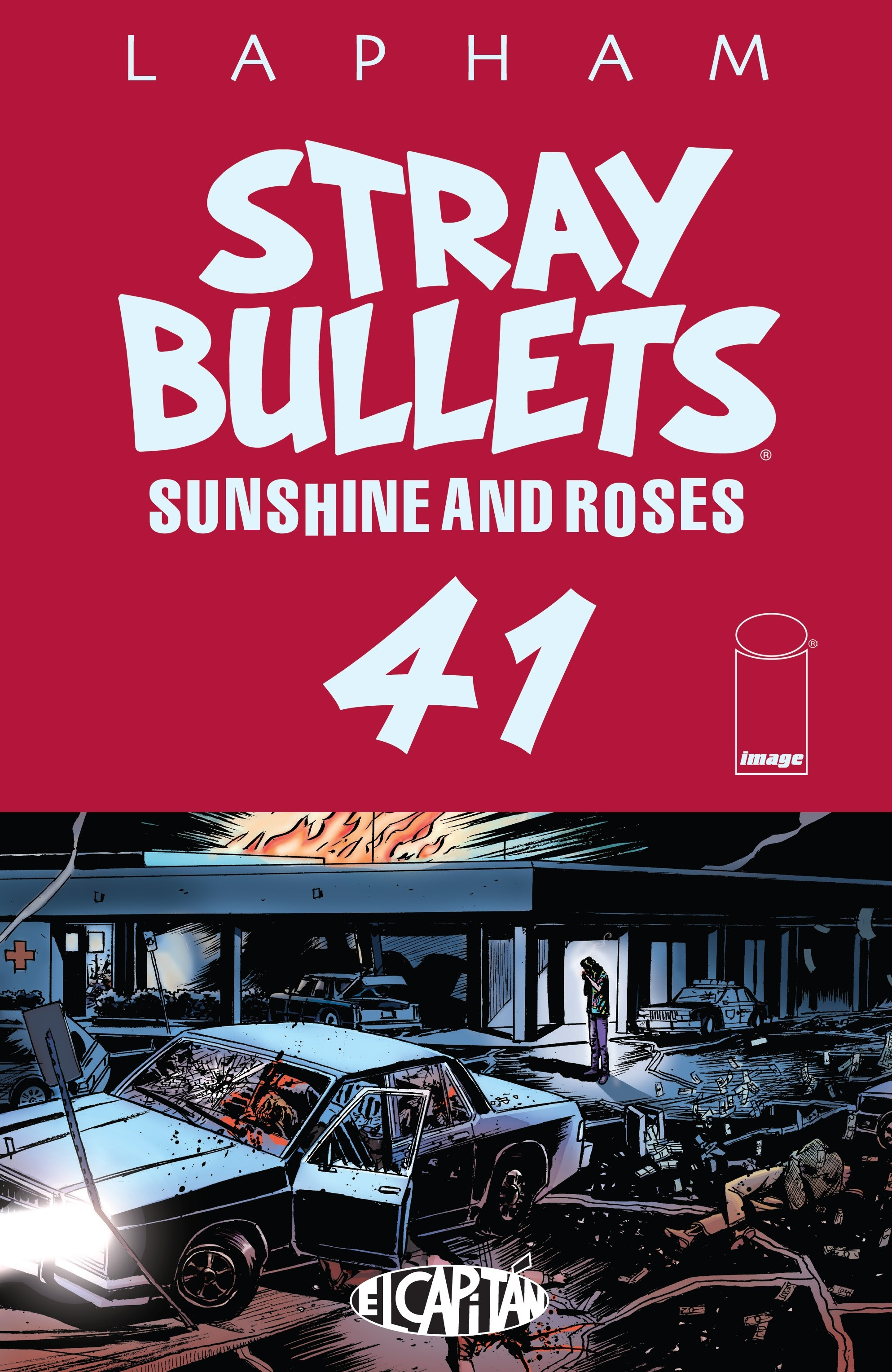 Stray Bullets: Sunshine & Roses 41 Page 1