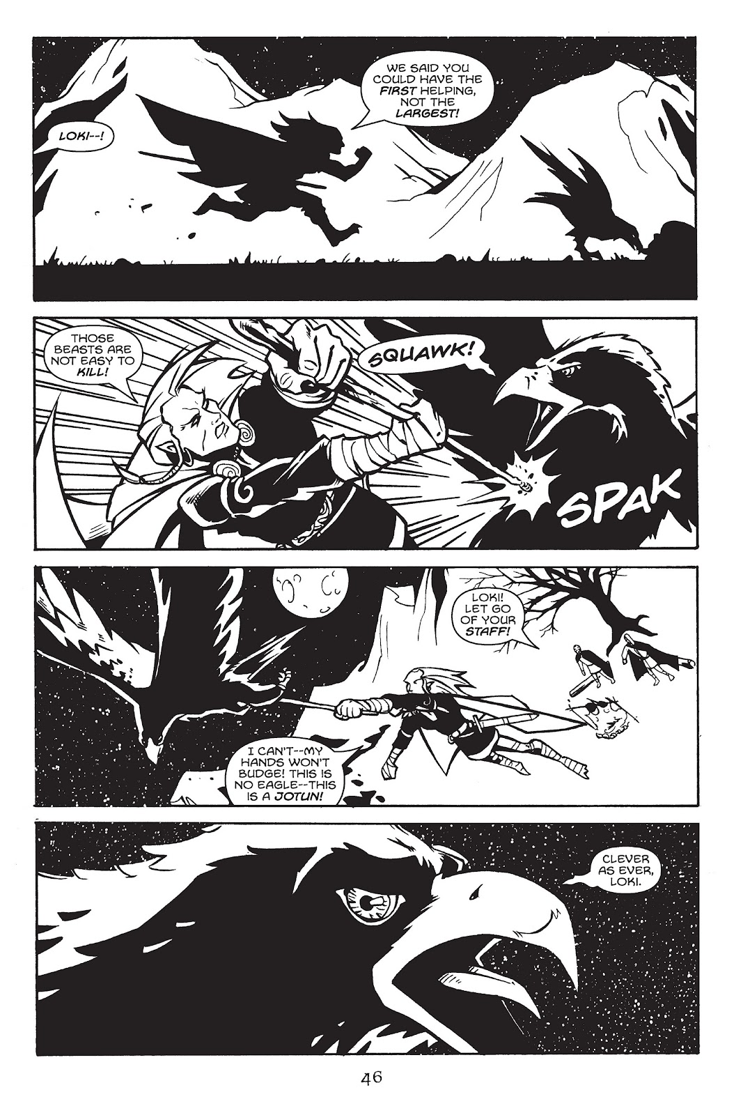 Read online Gods of Asgard comic -  Issue # TPB (Part 1) - 47