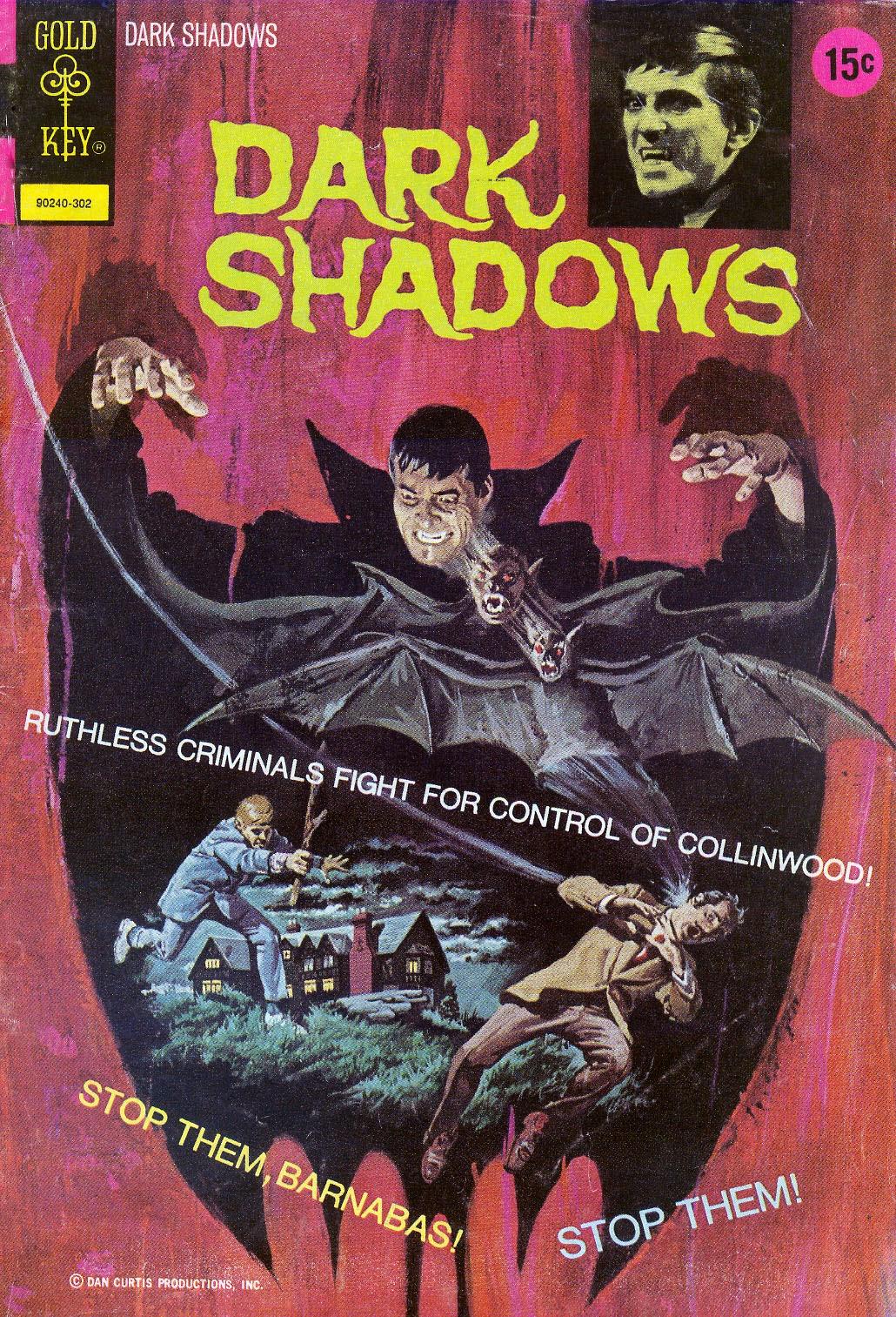 Dark Shadows (1969) issue 18 - Page 1