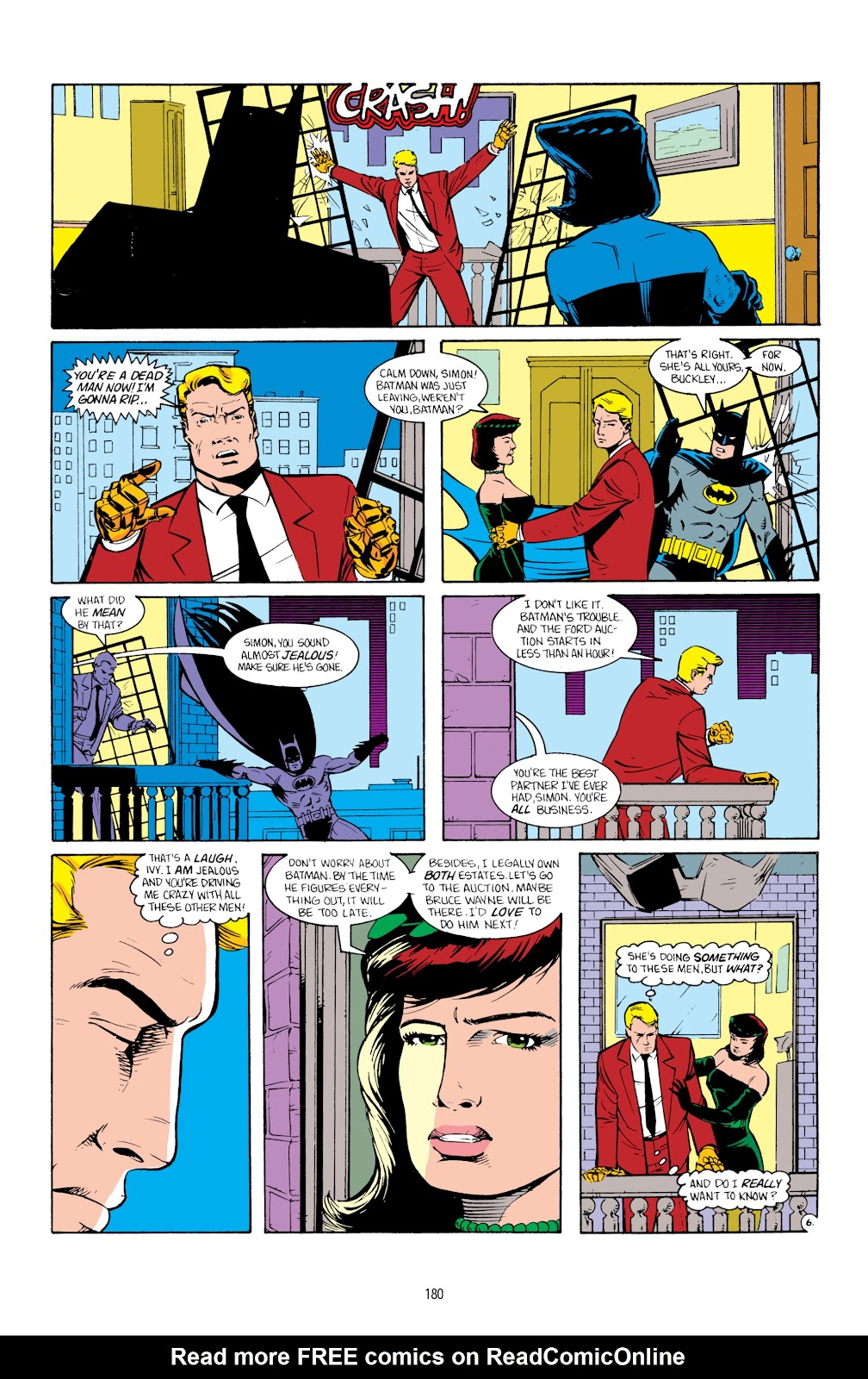 Read online Detective Comics (1937) comic -  Issue # _TPB Batman - The Dark Knight Detective 2 (Part 2) - 82