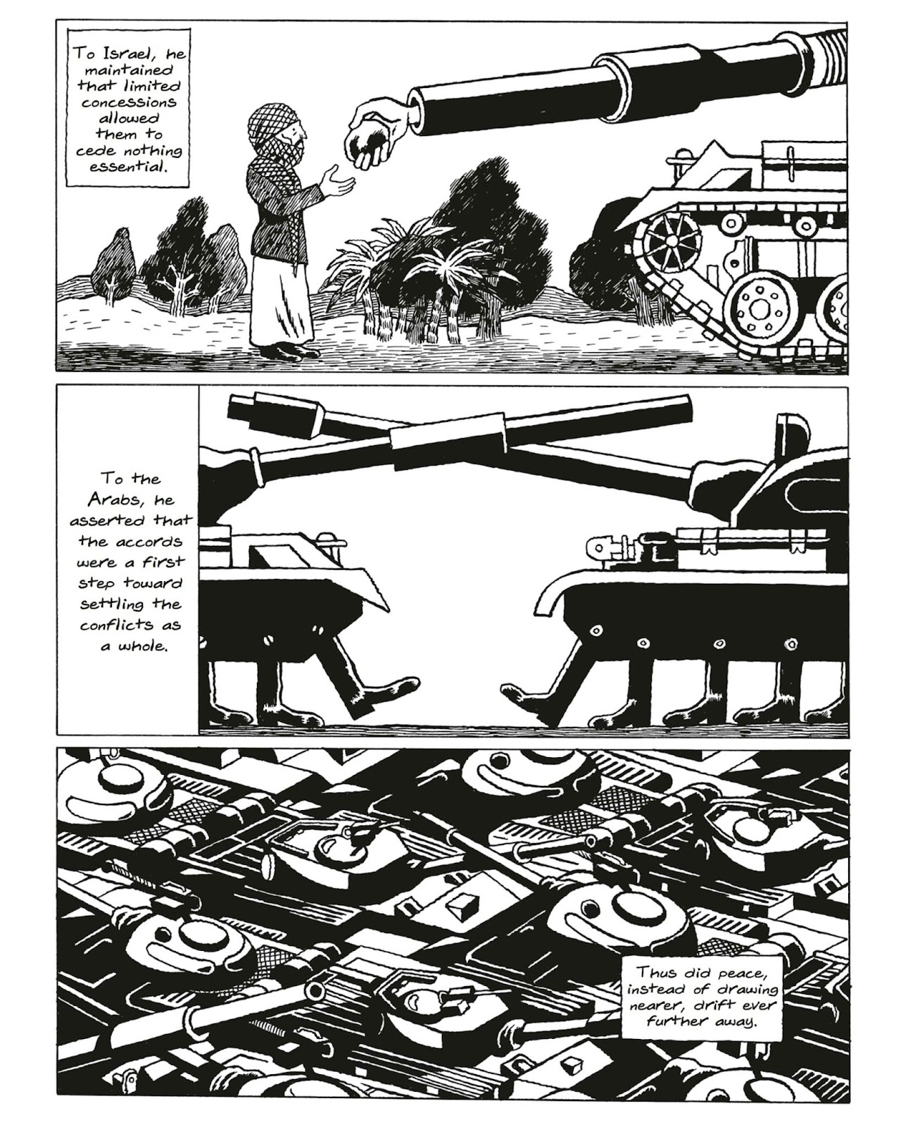 Best of Enemies: A History of US and Middle East Relations issue TPB_2 - Page 53
