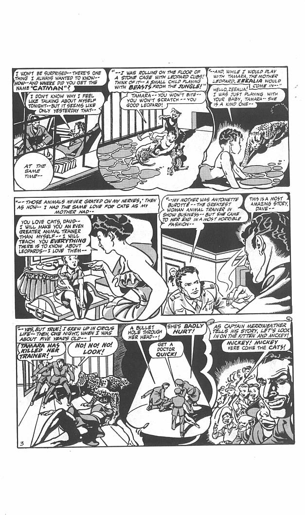 Read online Golden-Age Men of Mystery comic -  Issue #11 - 5