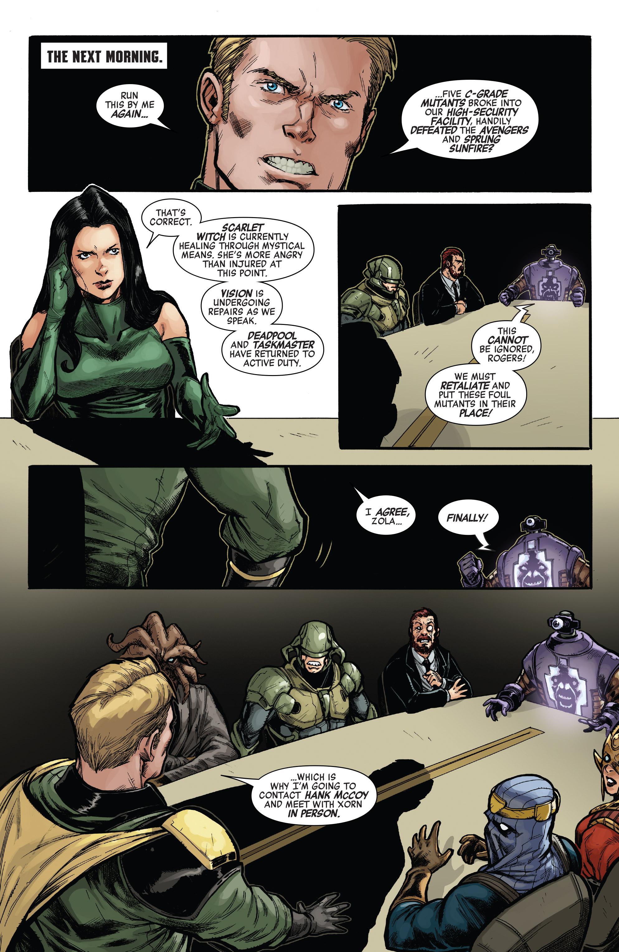 Read online Secret Empire: United comic -  Issue # Full - 23