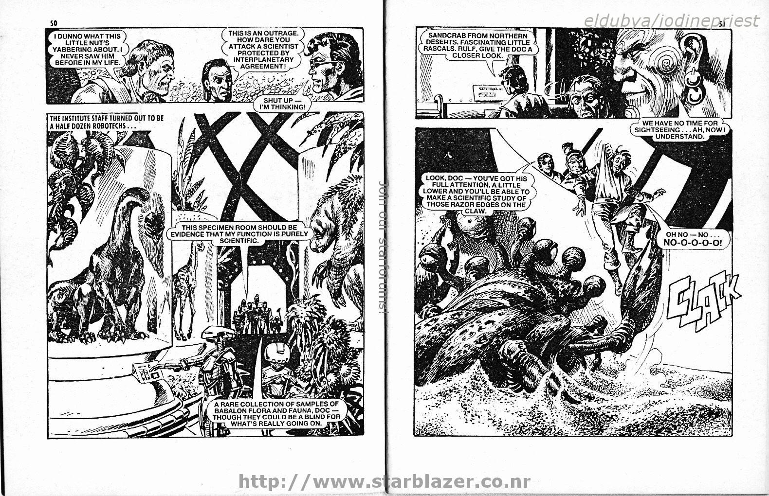 Starblazer issue 199 - Page 27