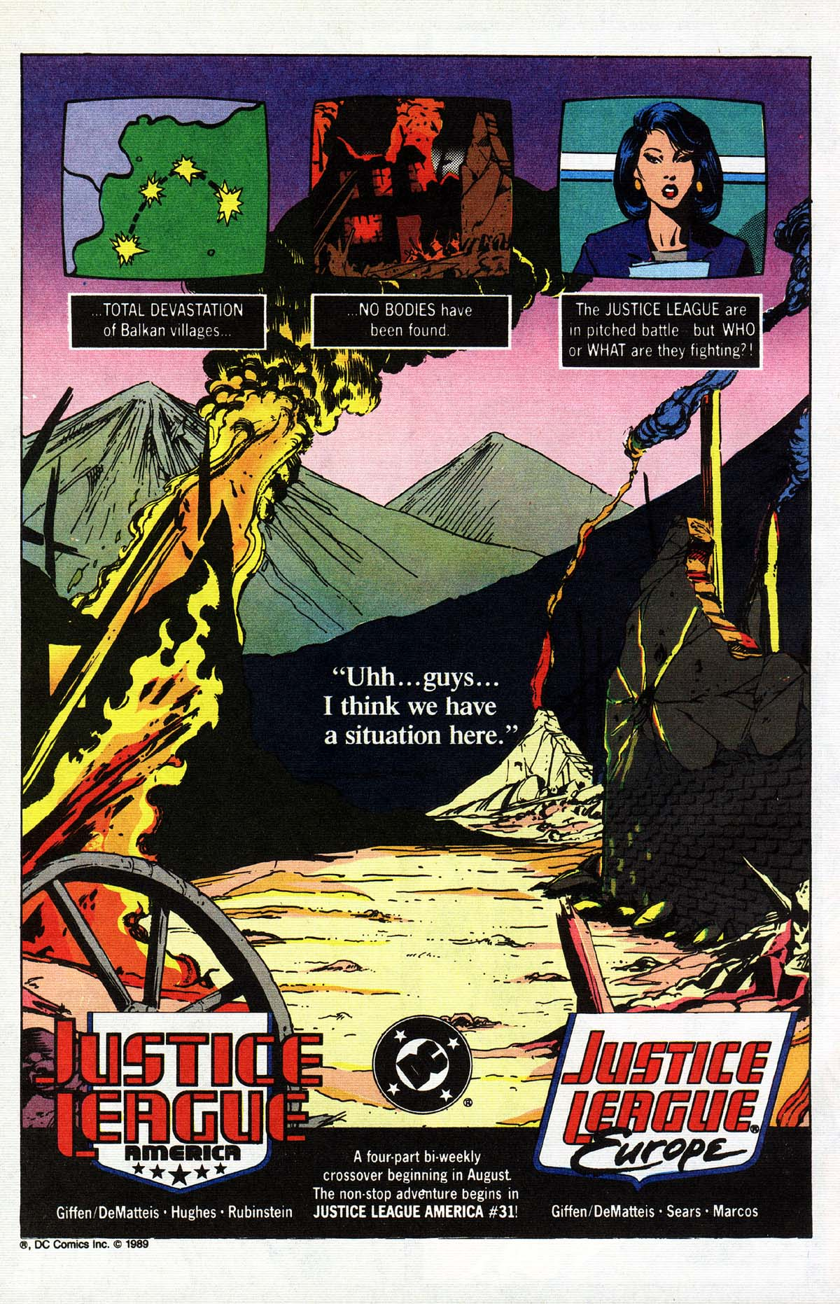 Read online Advanced Dungeons & Dragons comic -  Issue #10 - 21