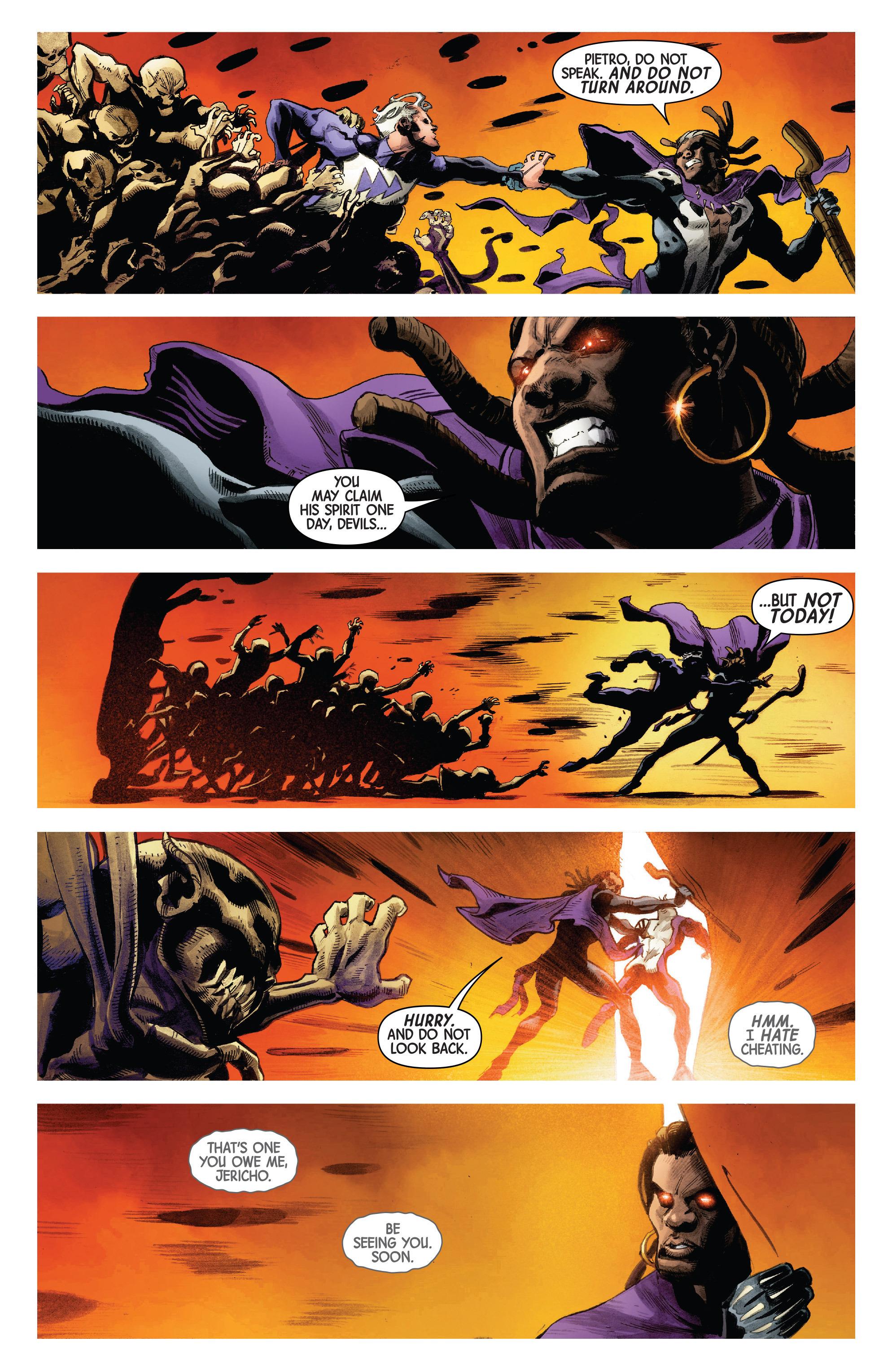 Read online Uncanny Avengers [II] comic -  Issue #3 - 5
