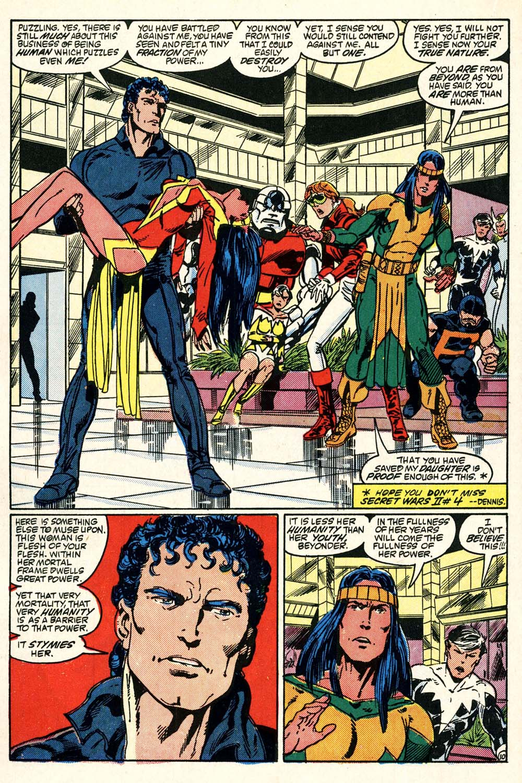 Read online Alpha Flight (1983) comic -  Issue #28 - 11