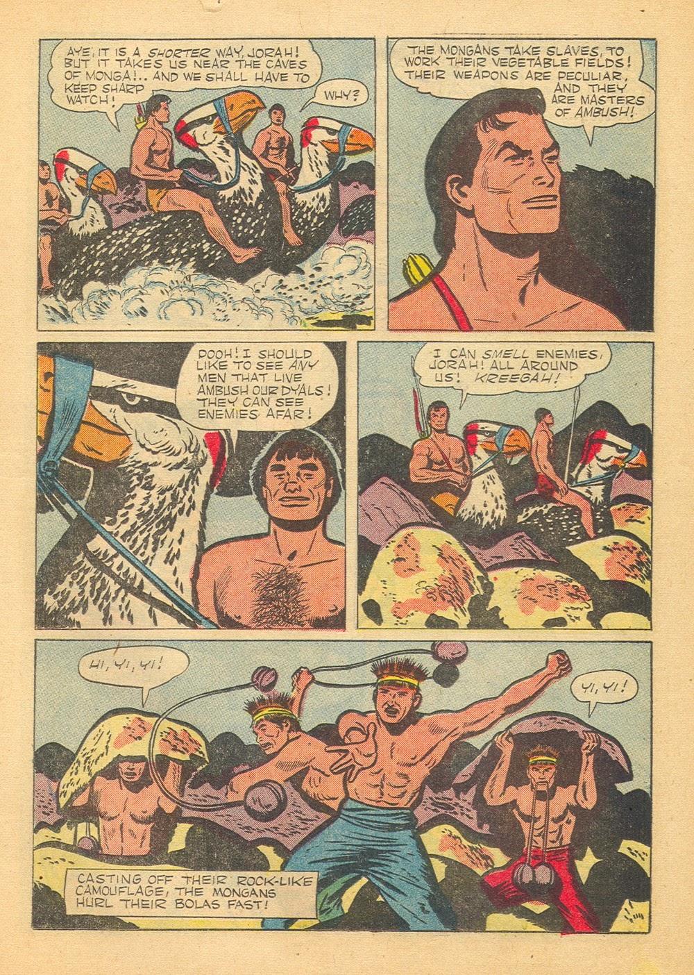 Tarzan (1948) issue 60 - Page 11