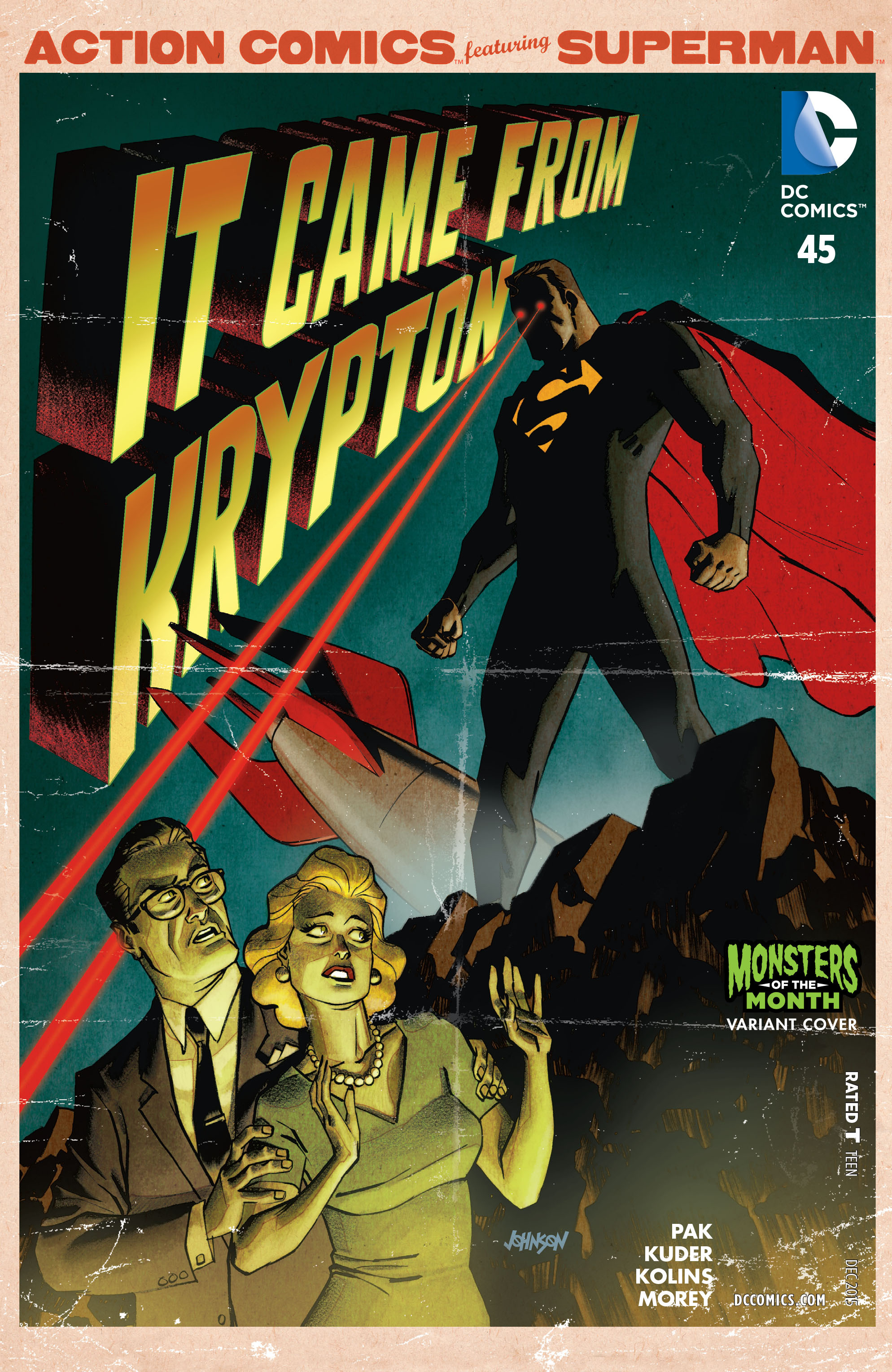 Read online Action Comics (2011) comic -  Issue #45 - 3