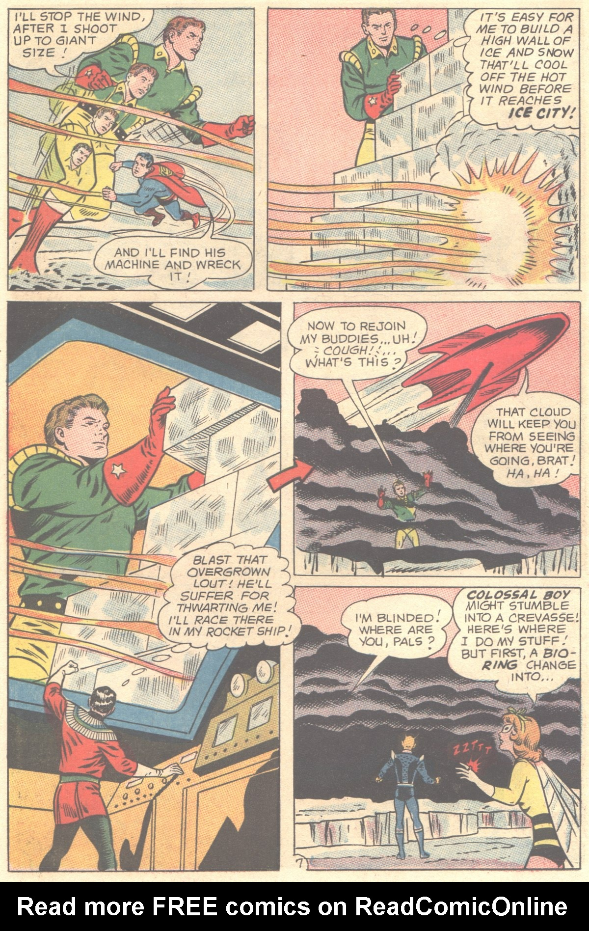 Read online Adventure Comics (1938) comic -  Issue #355 - 26