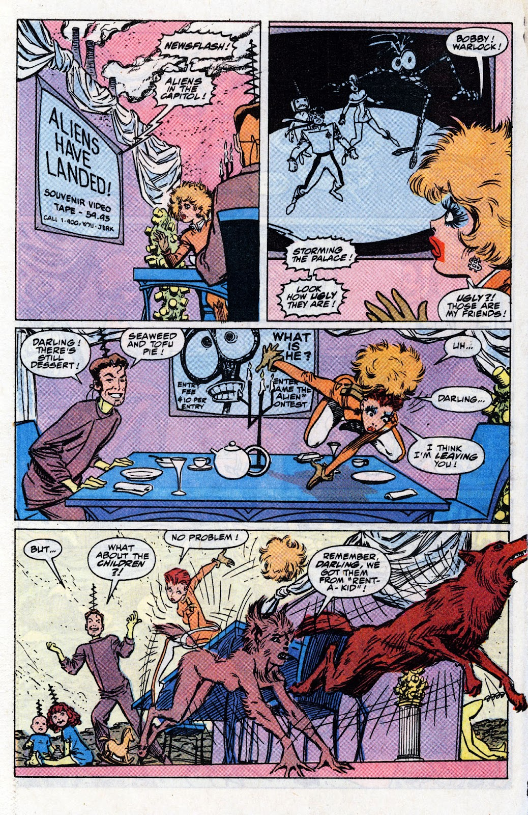 The New Mutants Summer Special issue Full - Page 64