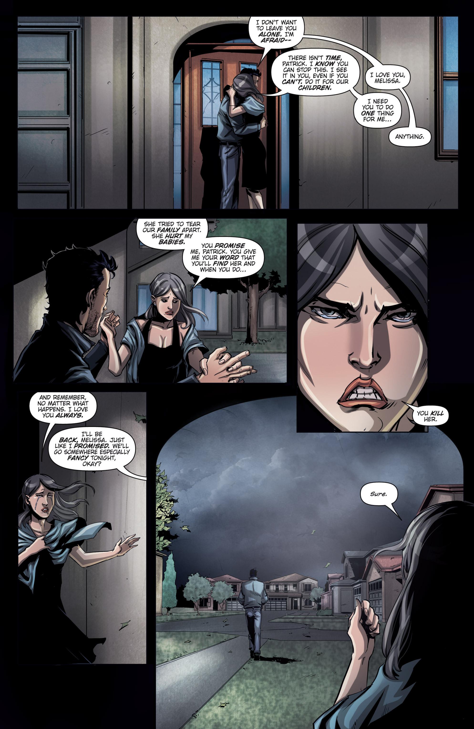 Read online Grimm Fairy Tales presents No Tomorrow comic -  Issue # TPB - 93