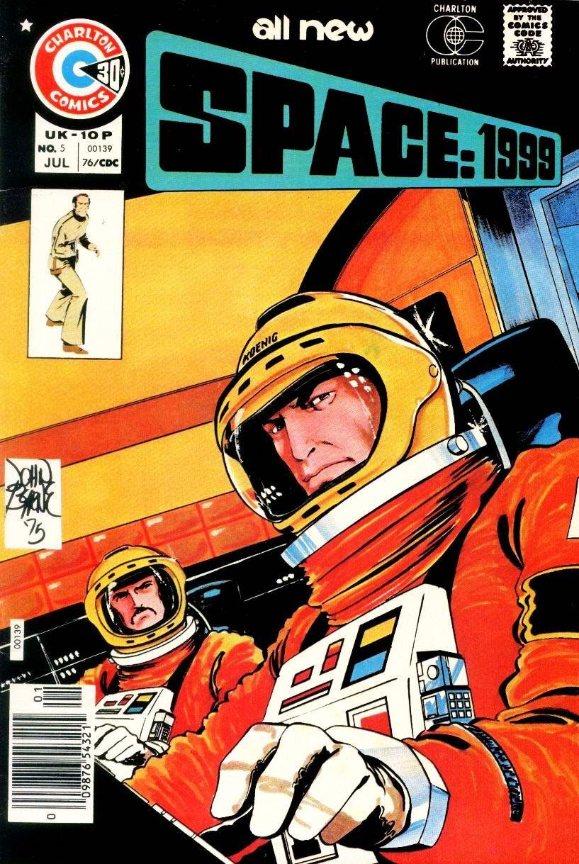 Space: 1999 issue 5 - Page 1