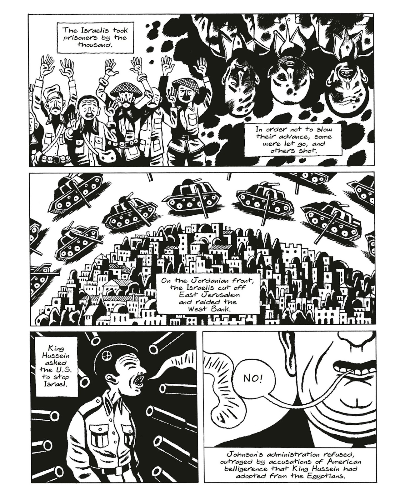 Best of Enemies: A History of US and Middle East Relations issue TPB_2 - Page 29