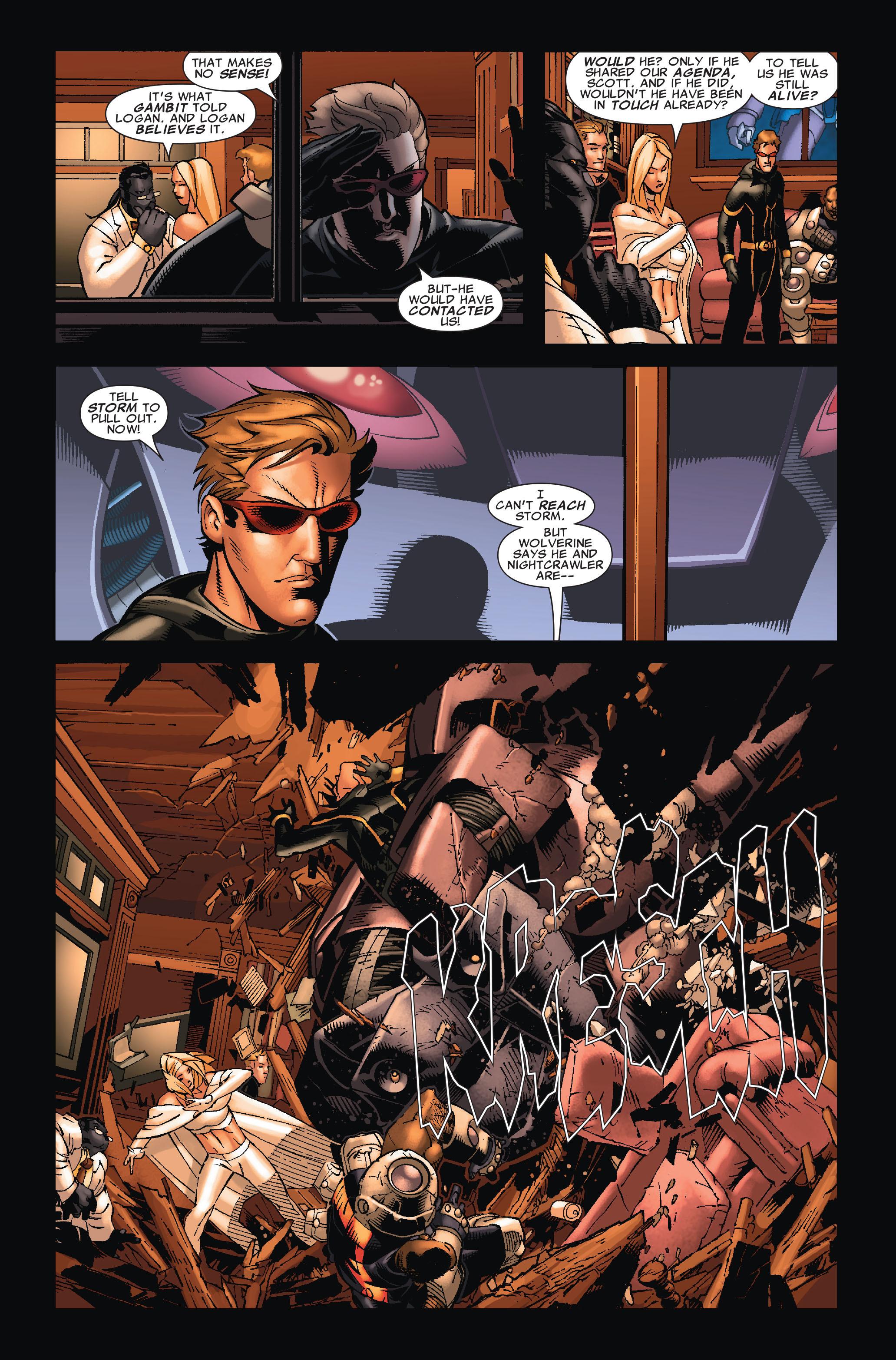 X-Men (1991) 205 Page 22