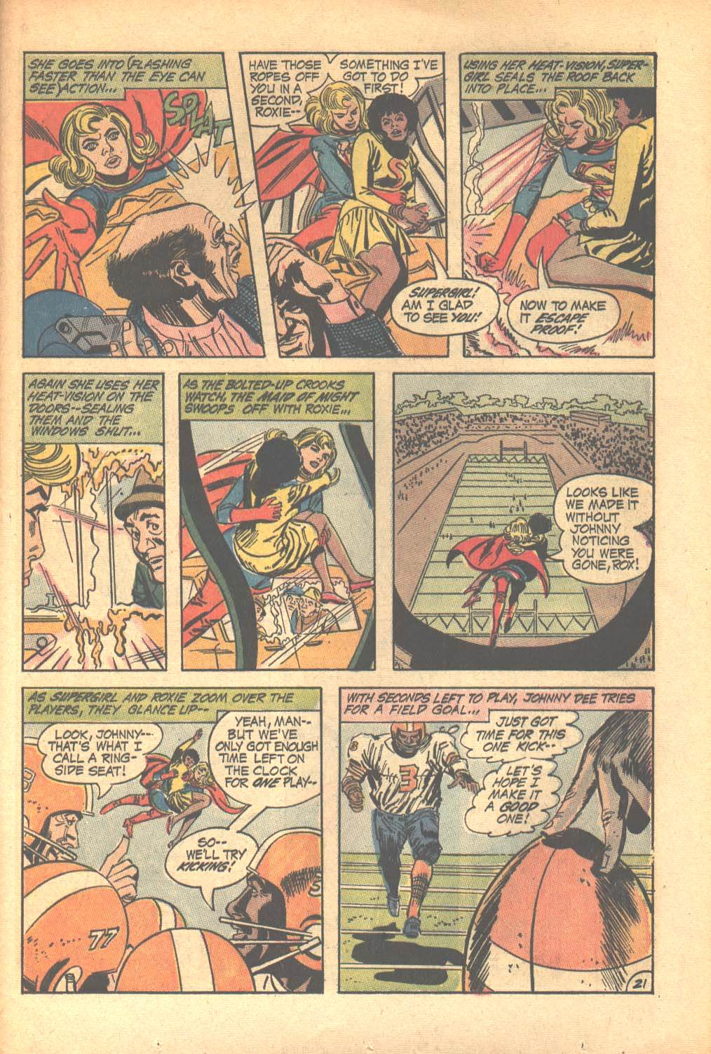 Read online Adventure Comics (1938) comic -  Issue #399 - 25