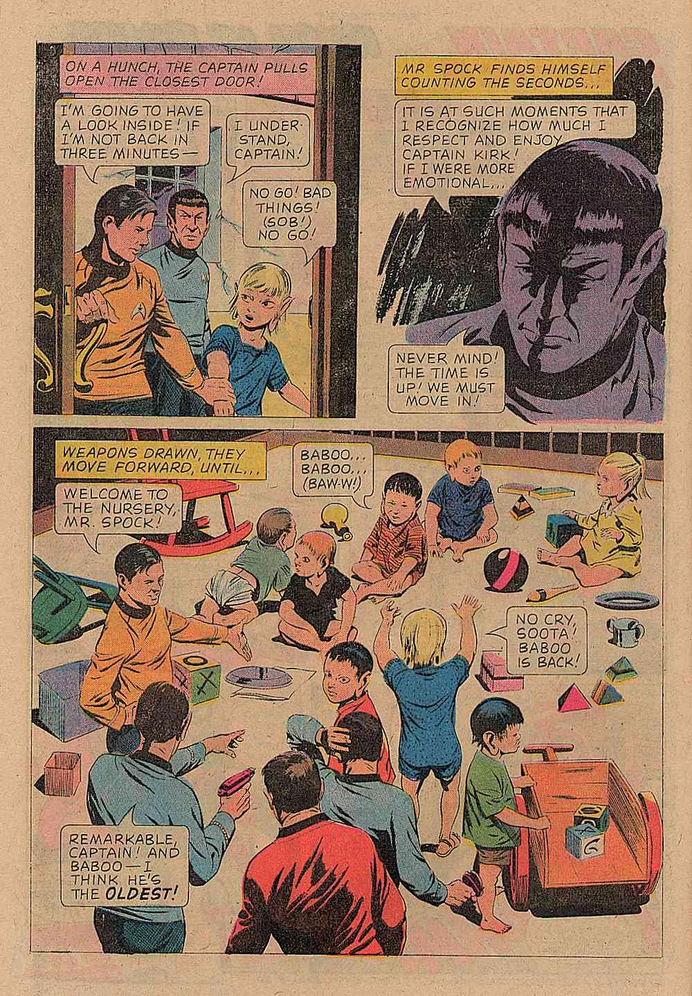 Star Trek (1967) issue 42 - Page 6