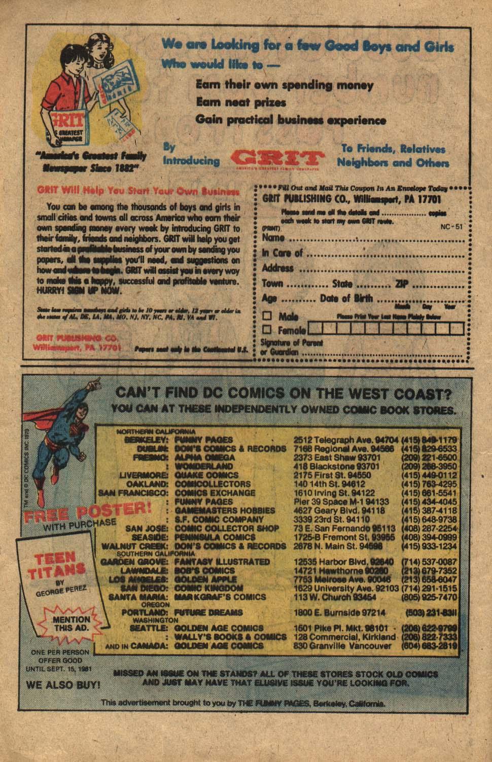 Read online Adventure Comics (1938) comic -  Issue #485 - 8