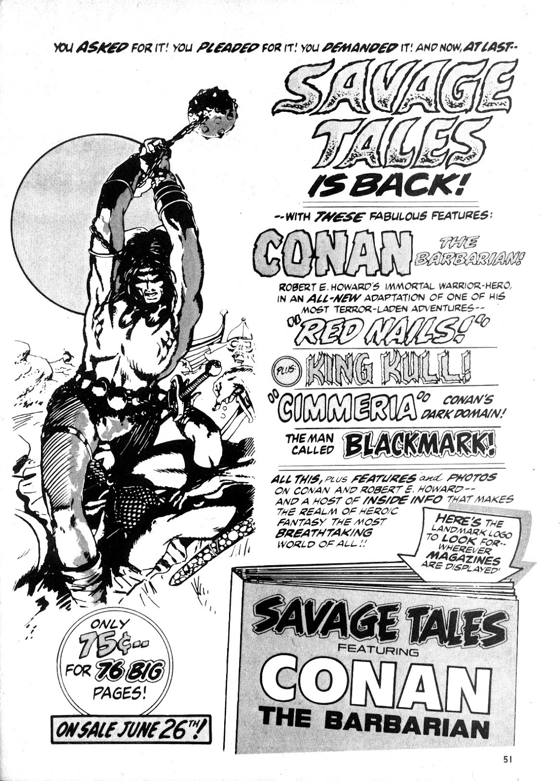 Monsters Unleashed (1973) issue 2 - Page 51