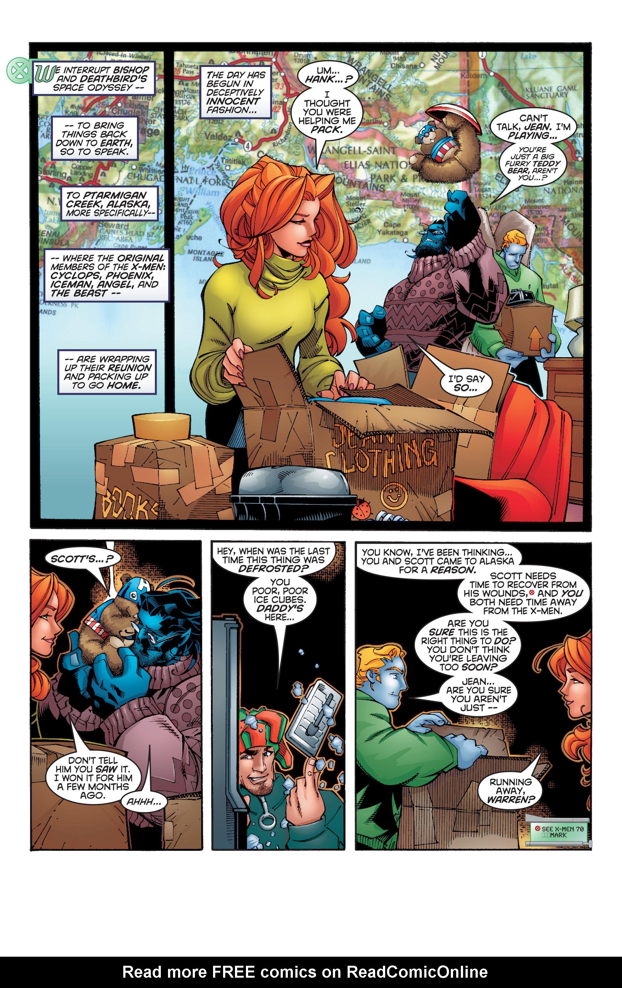 Read online Uncanny X-Men (1963) comic -  Issue #358 - 9