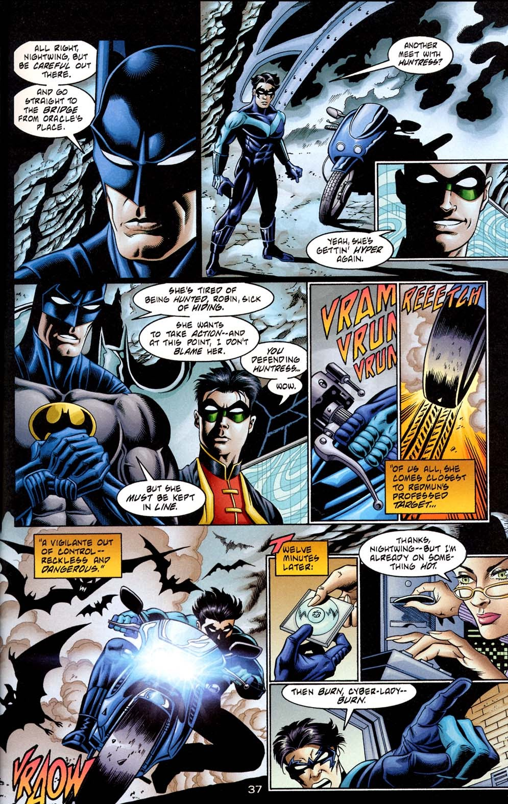 Batman: Outlaws issue 2 - Page 40