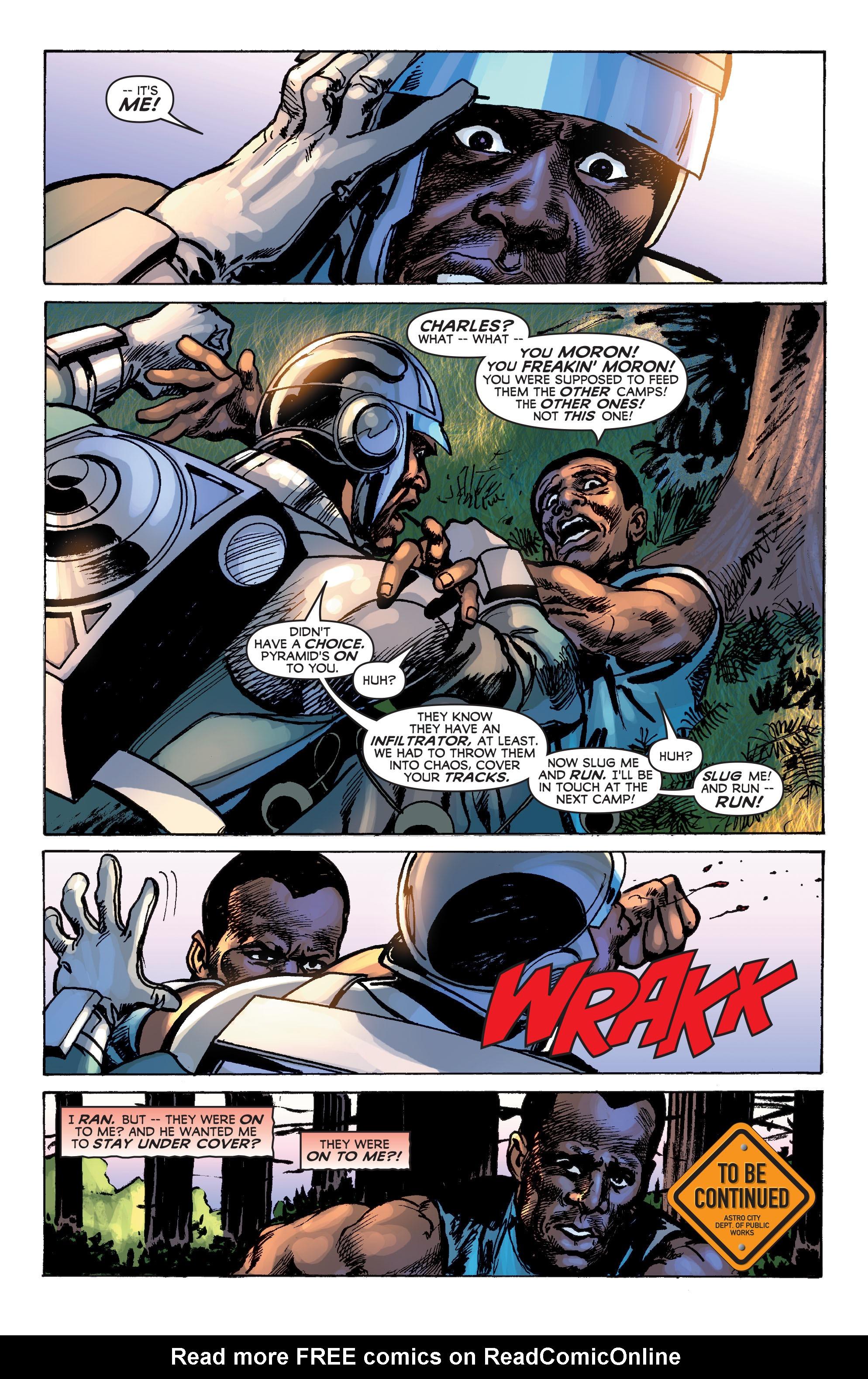 Read online Astro City: Dark Age/Book Three comic -  Issue #1 - 25
