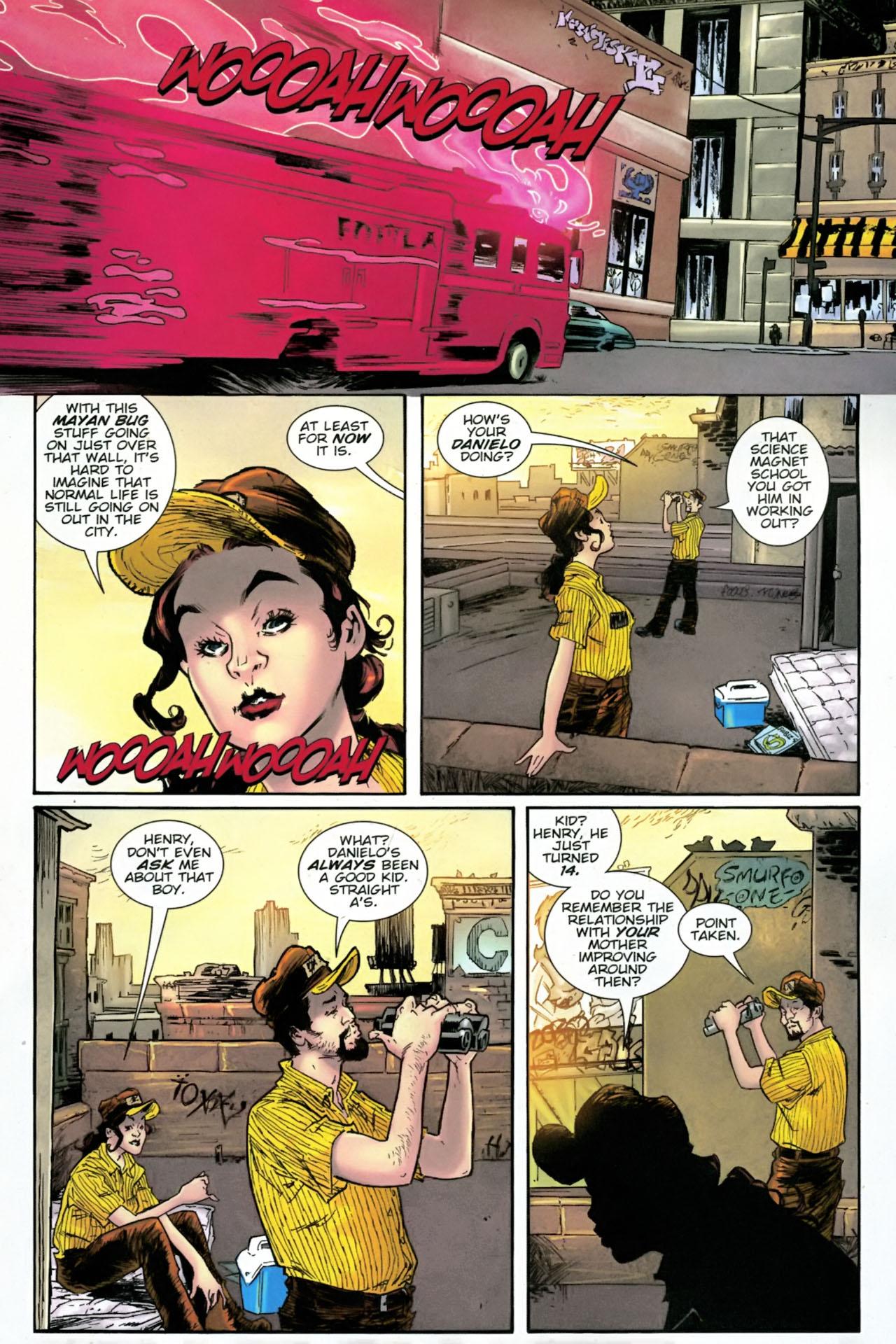 Read online The Exterminators comic -  Issue #27 - 4
