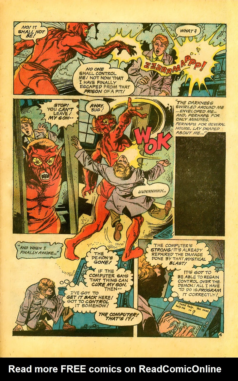 Weird Mystery Tales issue 7 - Page 25