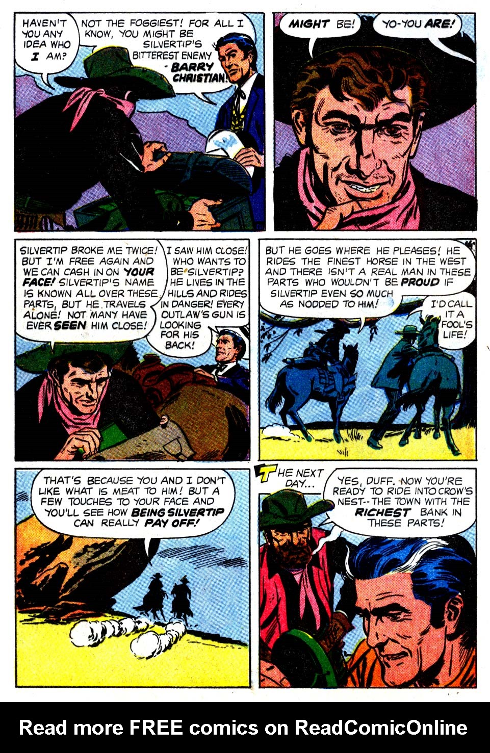 Four Color Comics issue 835 - Page 8