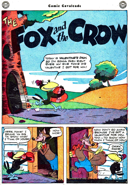 Comic Cavalcade issue 32 - Page 3