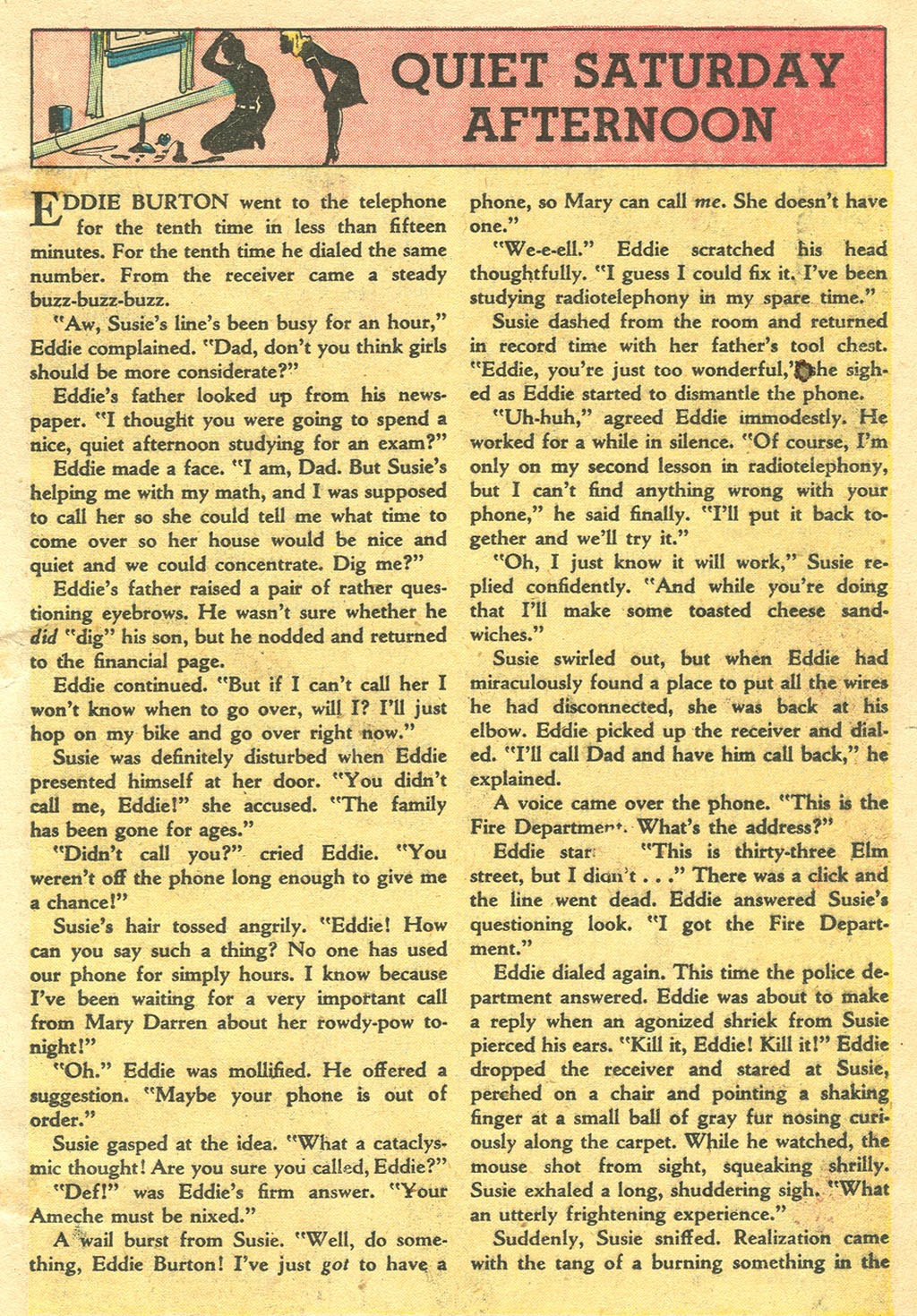 Tessie the Typist issue 11 - Page 23