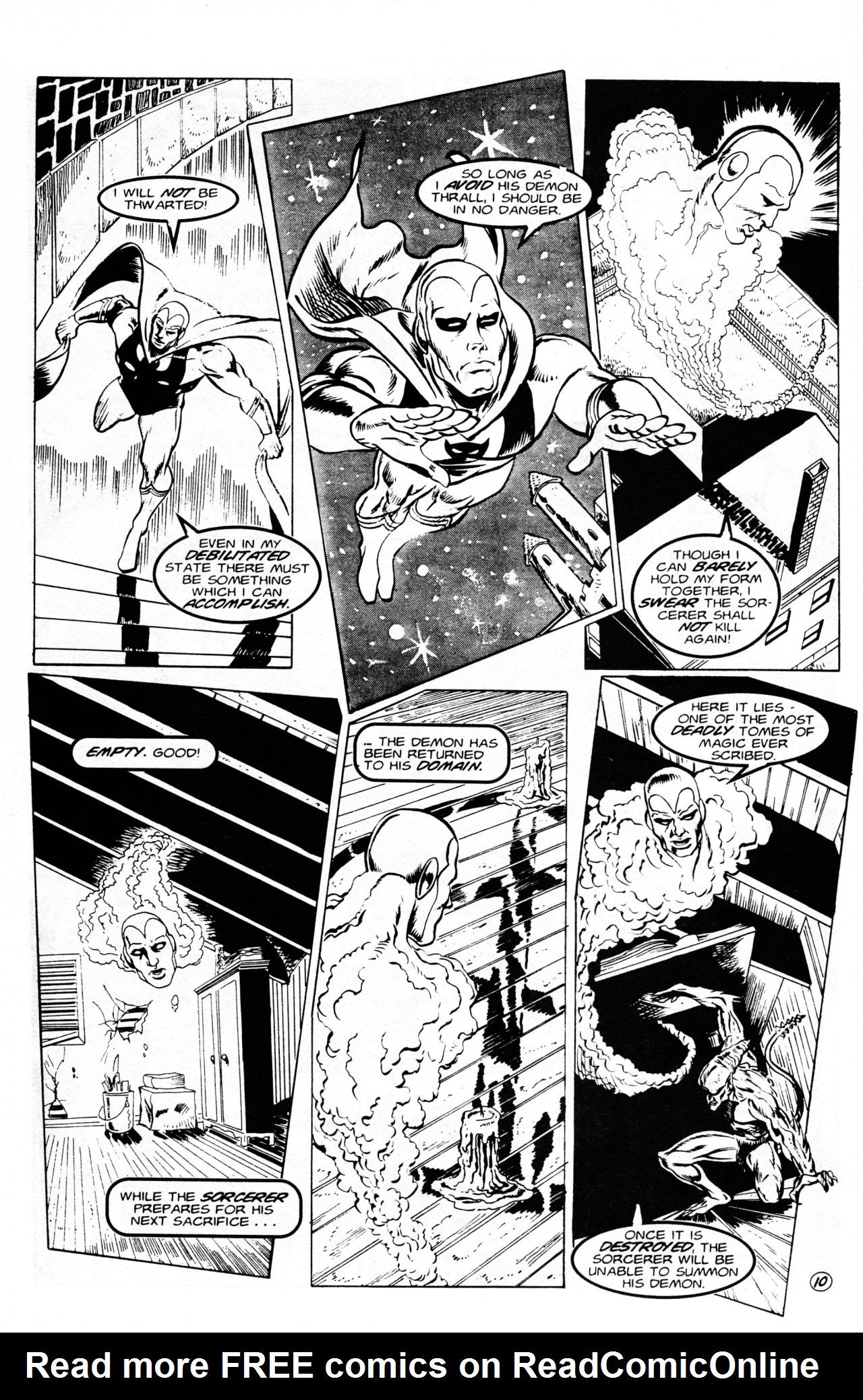 Read online Dr. Weird (1994) comic -  Issue #1 - 12