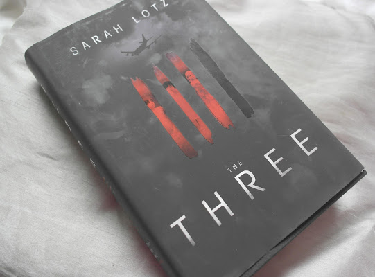 the three by sarah lotz review