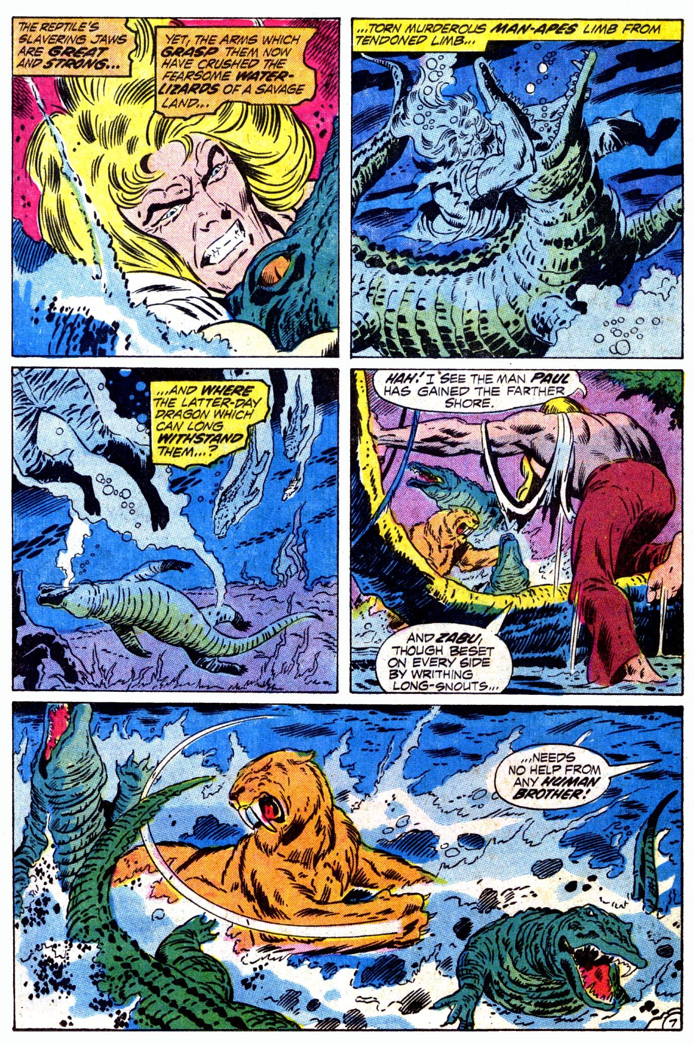 Read online Astonishing Tales (1970) comic -  Issue #12 - 8