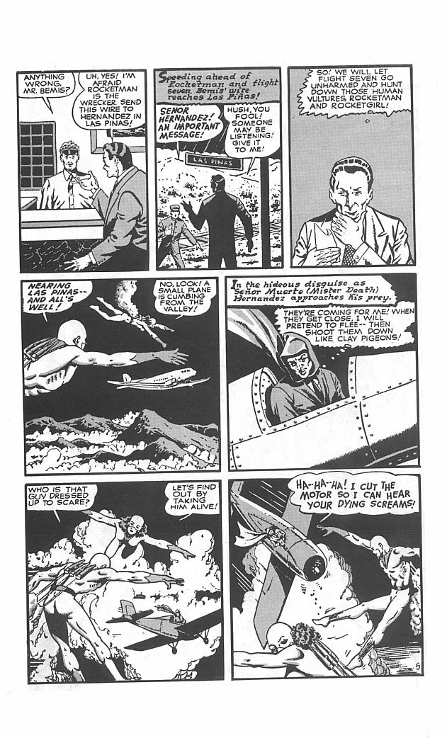 Read online Golden-Age Men of Mystery comic -  Issue #10 - 40