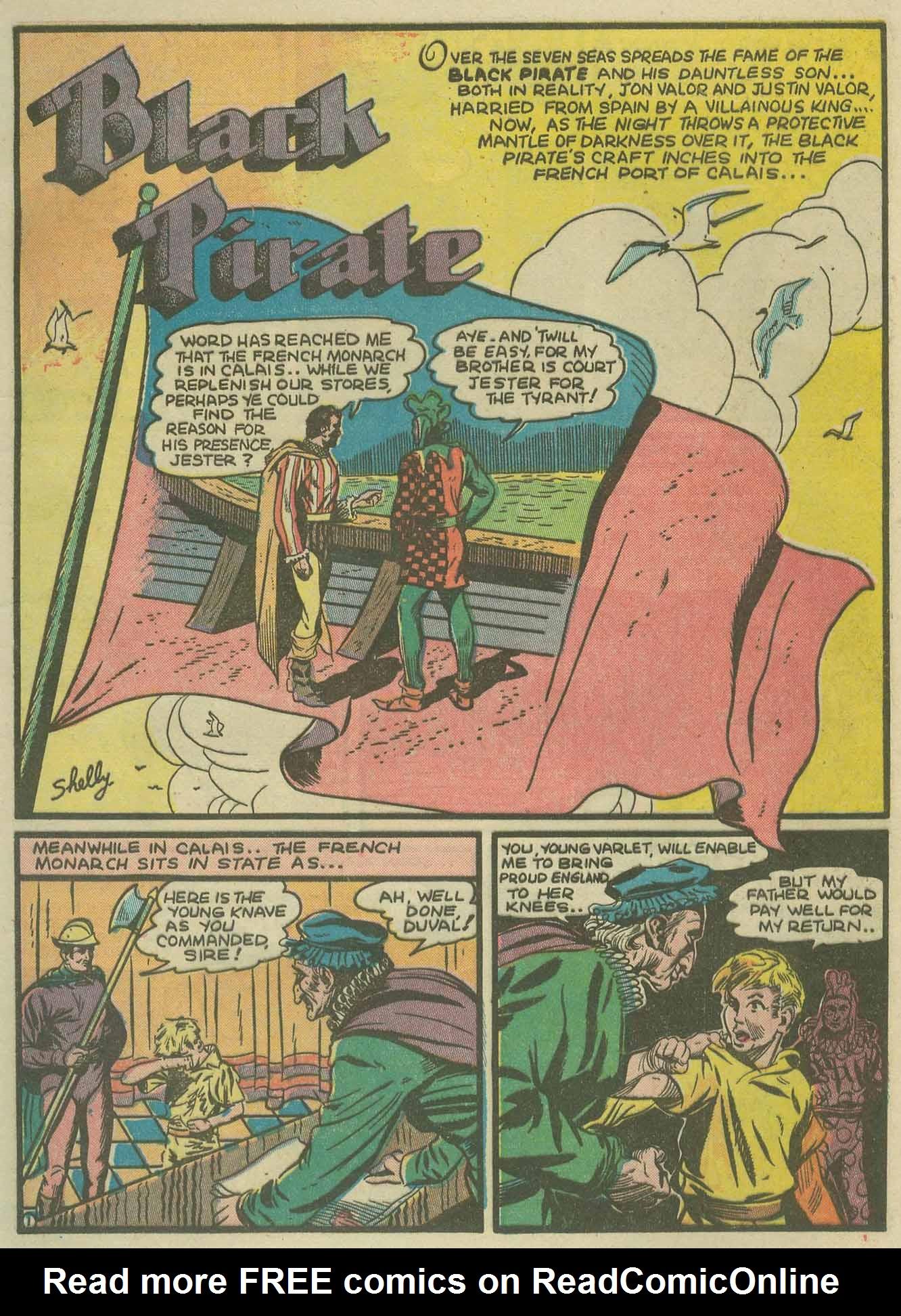 Read online Sensation (Mystery) Comics comic -  Issue #9 - 17