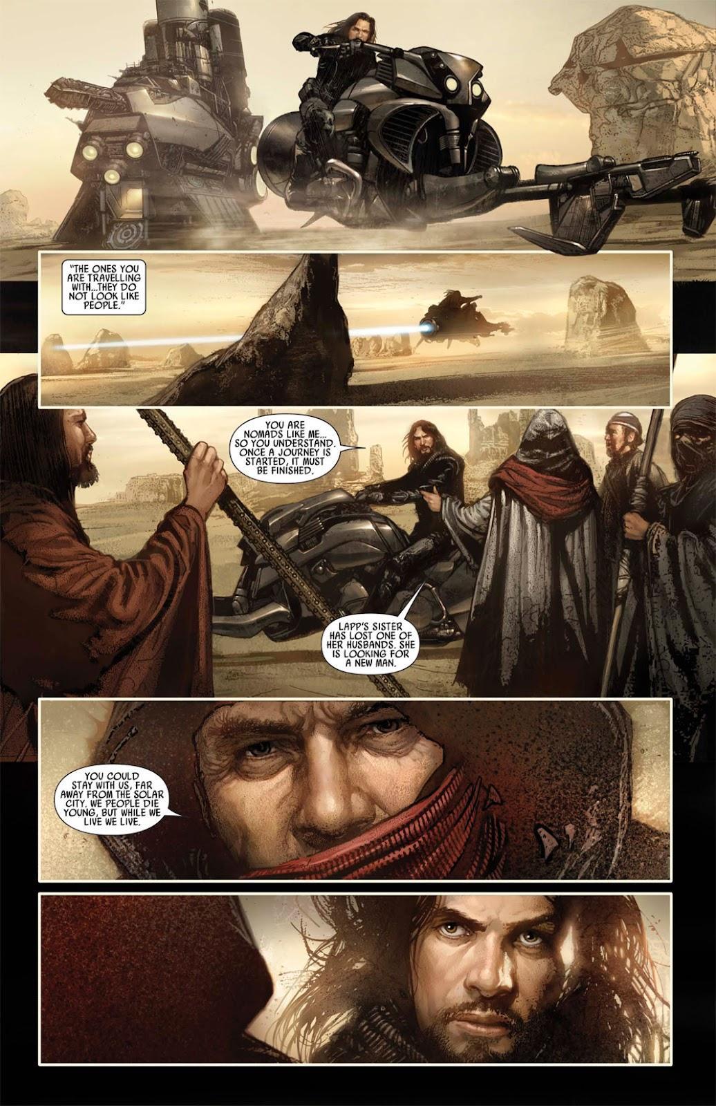 Read online After Dark comic -  Issue #2 - 41