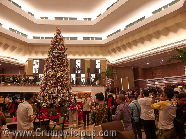 century park hotel christmas