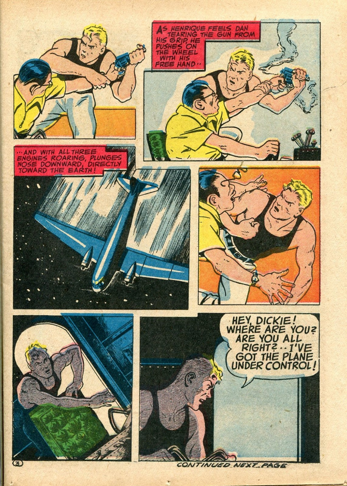 Read online Famous Funnies comic -  Issue #112 - 21