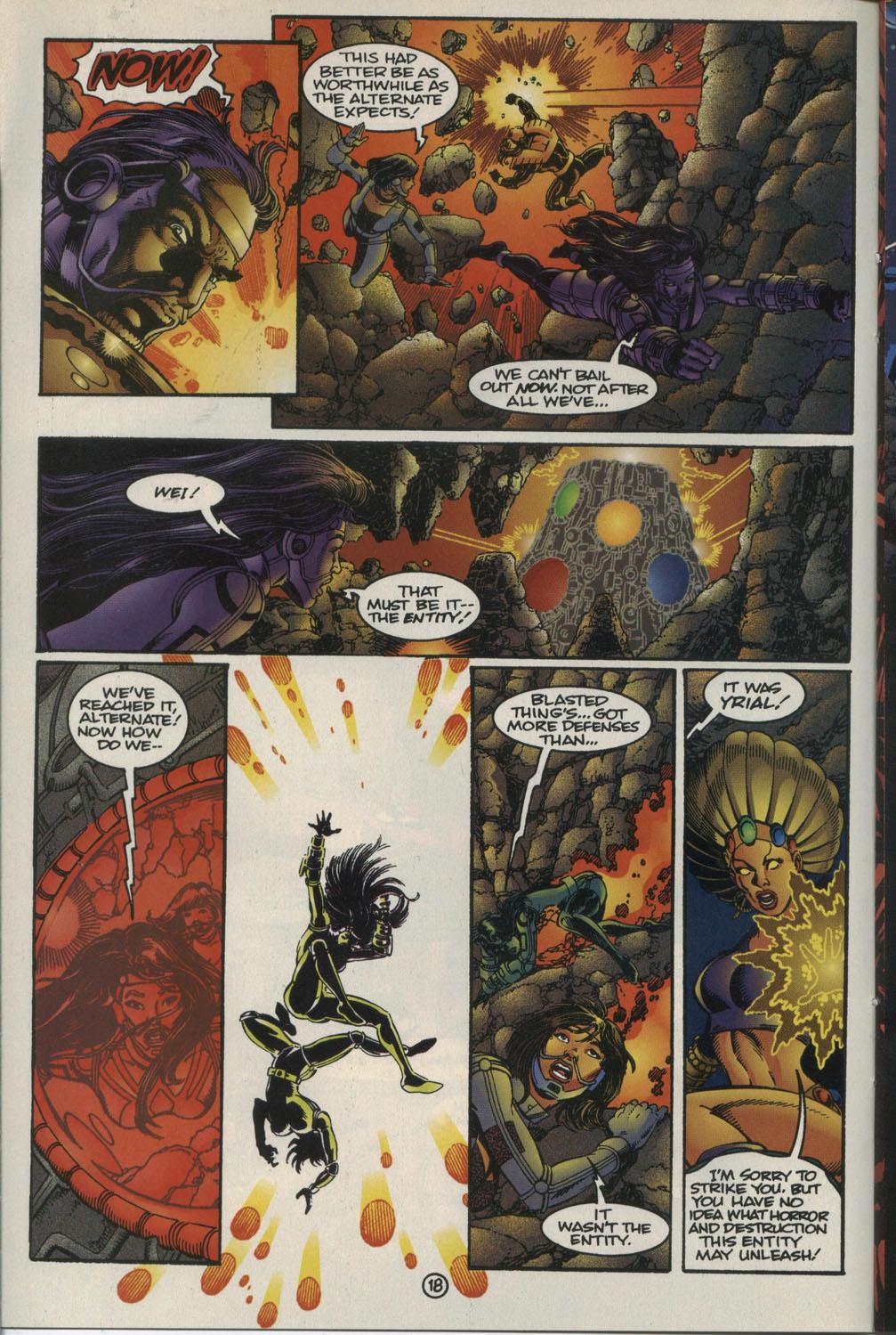 Read online Break-Thru comic -  Issue #2 - 19