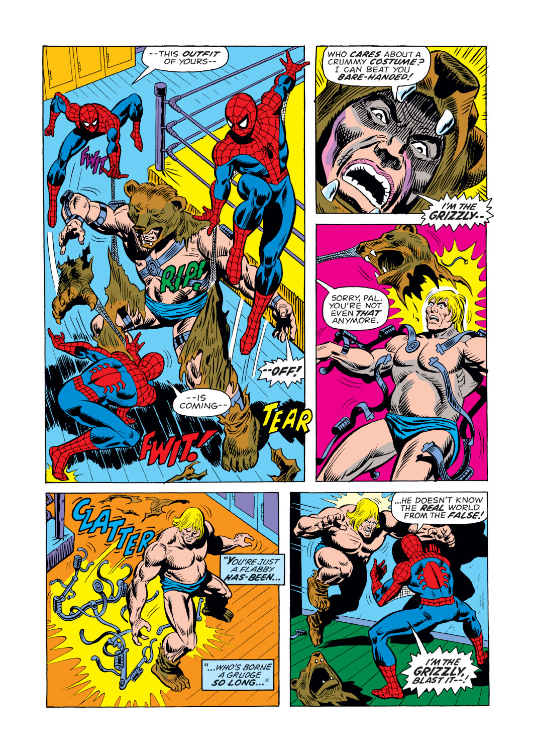 The Amazing Spider-Man (1963) 140 Page 16